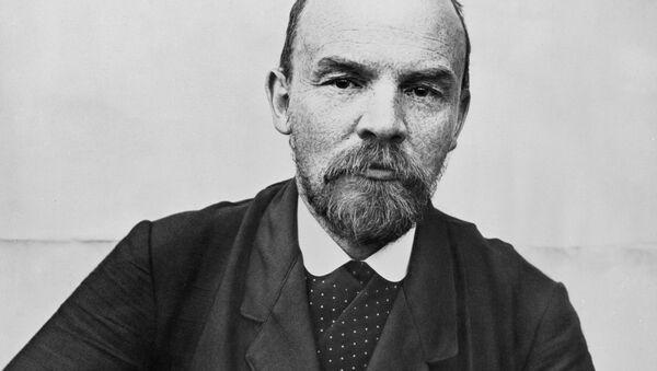 Vladimir Lenin - Nhà tổ chức chính và người lãnh đạo  cuộc Cách mạng tháng Mười 1917 ở Nga - Sputnik Việt Nam