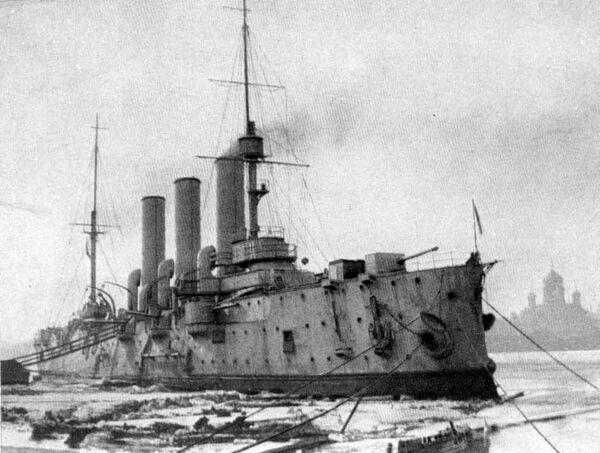 """Tuần dương hạm """"Rạng Đông"""" năm 1917 - Sputnik Việt Nam"""