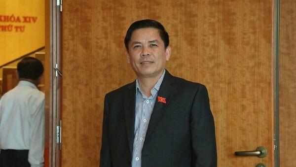 Ông Nguyễn Văn Thể - Sputnik Việt Nam