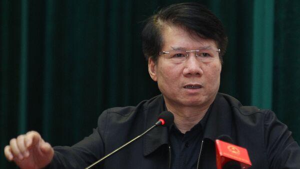 Ông Trương Quốc Cường - Sputnik Việt Nam