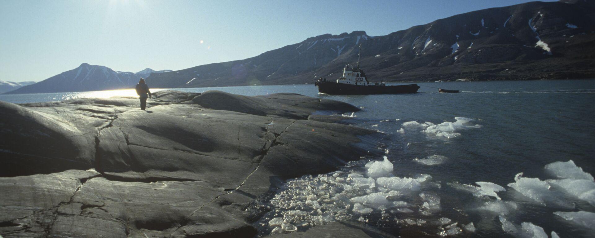 Spitsbergen - Sputnik Việt Nam, 1920, 24.09.2021