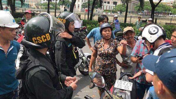 CSCĐ liên quan đến clip lên gối học sinh - Sputnik Việt Nam