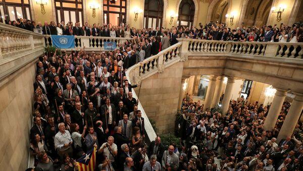 Quốc hội Catalonia - Sputnik Việt Nam