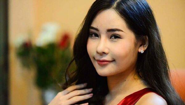Lê Âu Ngân Anh - Sputnik Việt Nam