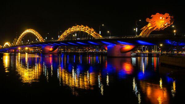 Cầu Rồng tại Đà Nẵng - Sputnik Việt Nam