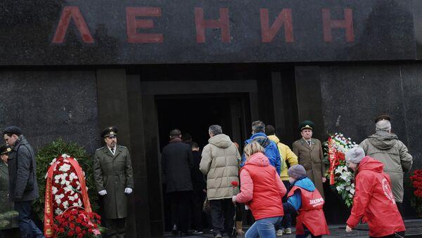 Lăng Lenin - Sputnik Việt Nam