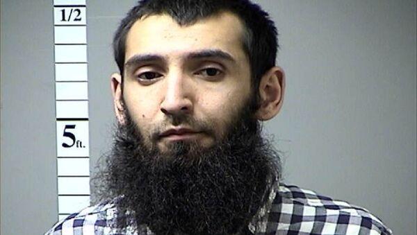 Sayfullo Saipov, the suspect in the New York City truck attack - Sputnik Việt Nam