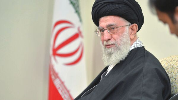 Ali Khamenei - Sputnik Việt Nam