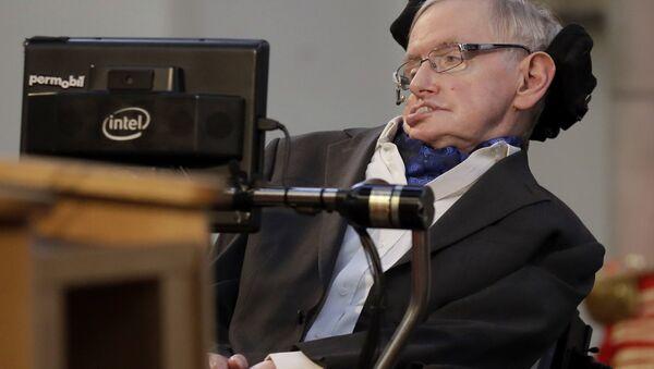 Stephen Hawking - Sputnik Việt Nam