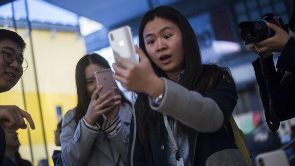 iPhone X - Sputnik Việt Nam
