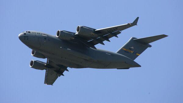 Máy bay vận tải hạng nặng Boeing C-17 Globemaster III - Sputnik Việt Nam