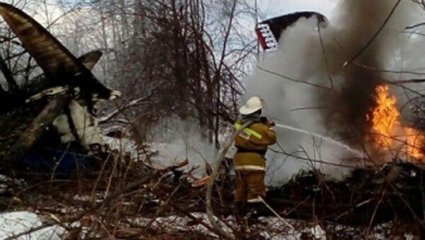 tai nạn máy bay chở khách An-2  Nga - Sputnik Việt Nam