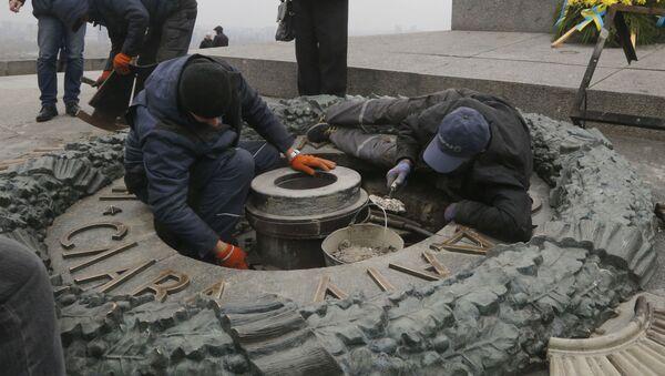 ngọn lửa vĩnh cửu ở Kiev - Sputnik Việt Nam