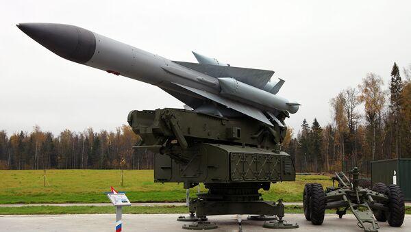 hệ thống tên lửa đất đối không S-200 - Sputnik Việt Nam