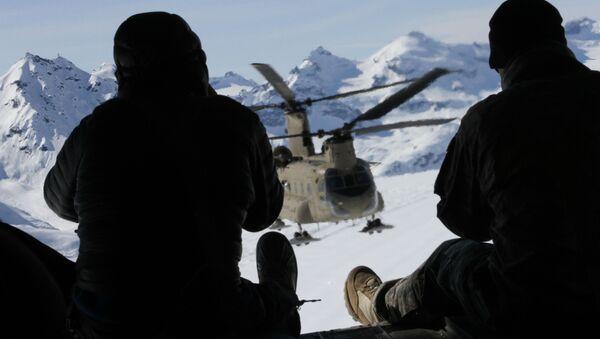 Американские солдаты на Аляске - Sputnik Việt Nam