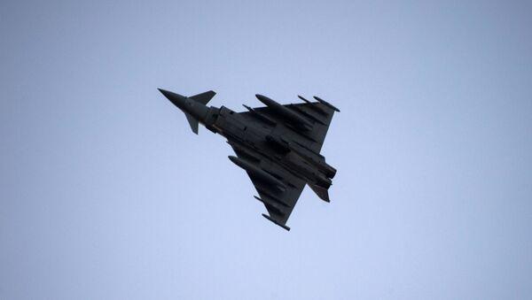 Máy bay chiến đấu Typhoon - Sputnik Việt Nam