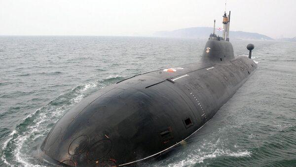 tàu ngầm hạt nhân Chakra - Sputnik Việt Nam
