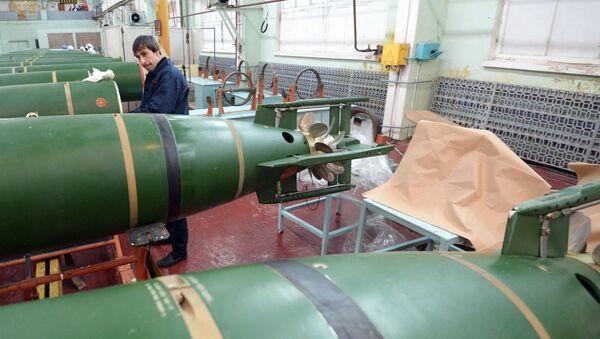 Ngư lôi của Nga - Sputnik Việt Nam