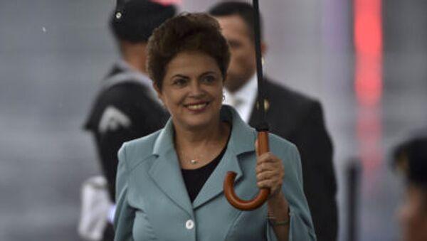 Dilma Rousseff - Sputnik Việt Nam