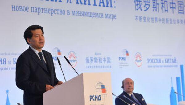 Đại sứ Trung Quốc tại Nga Lý Huy - Sputnik Việt Nam