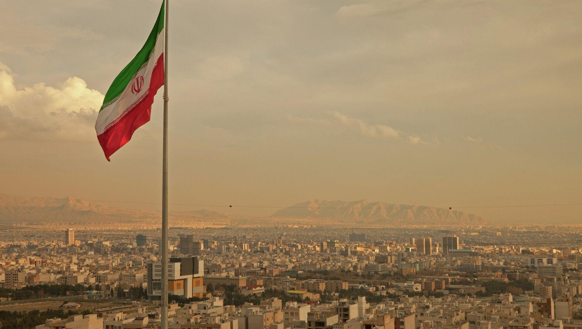 Quốc kỳ Iran - Sputnik Việt Nam, 1920, 09.09.2021