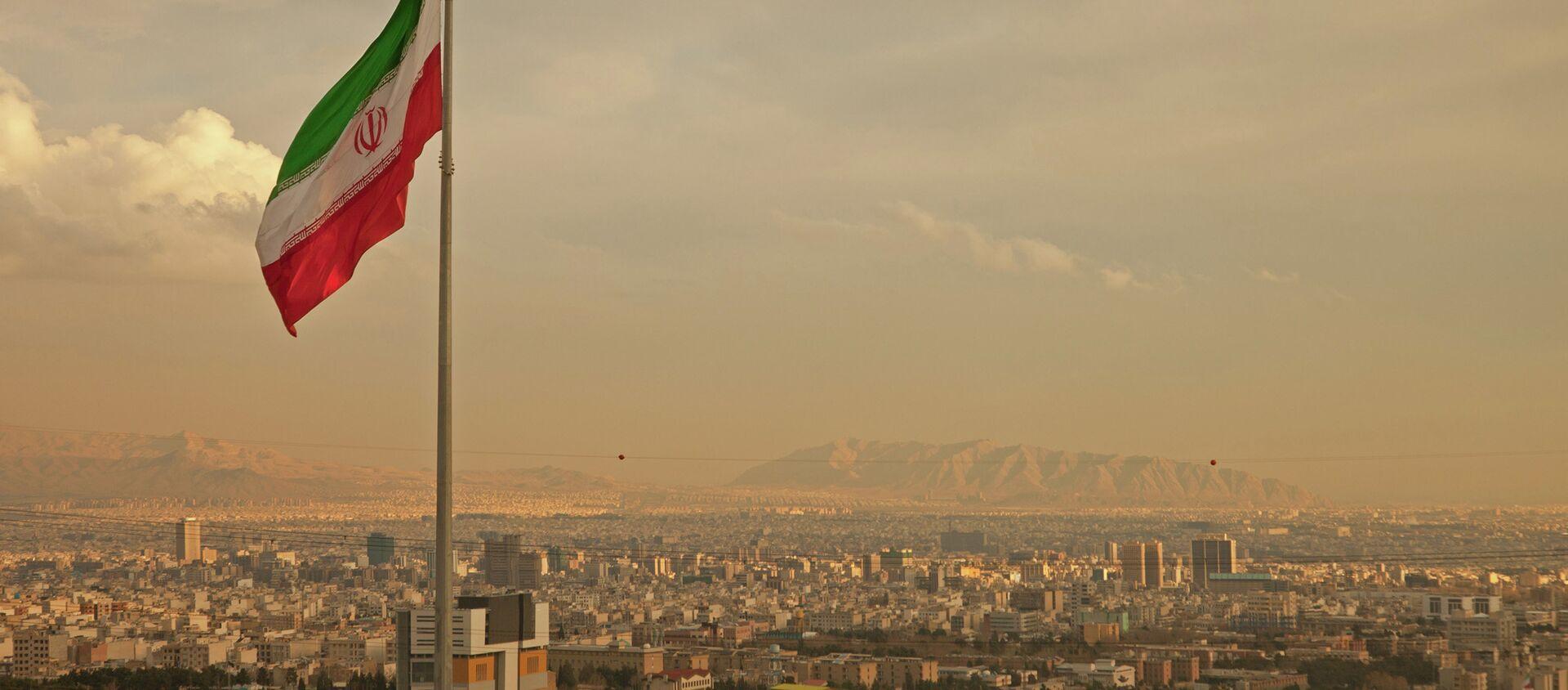 Quốc kỳ Iran - Sputnik Việt Nam, 1920, 02.04.2021