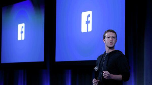 Mark Zuckerberg - Sputnik Việt Nam