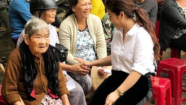 Doanh nhân Việt tham gia cứu trợ đồng bào bị thiên tai - Sputnik Việt Nam