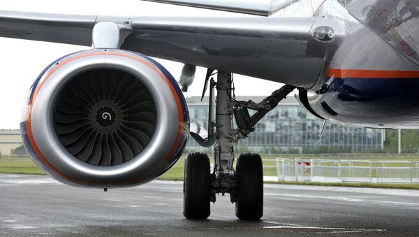 động cơ máy bay thứ 300 cho Sukhoi-SuperJet - Sputnik Việt Nam
