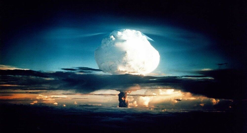 Vụ nổ hạt nhân