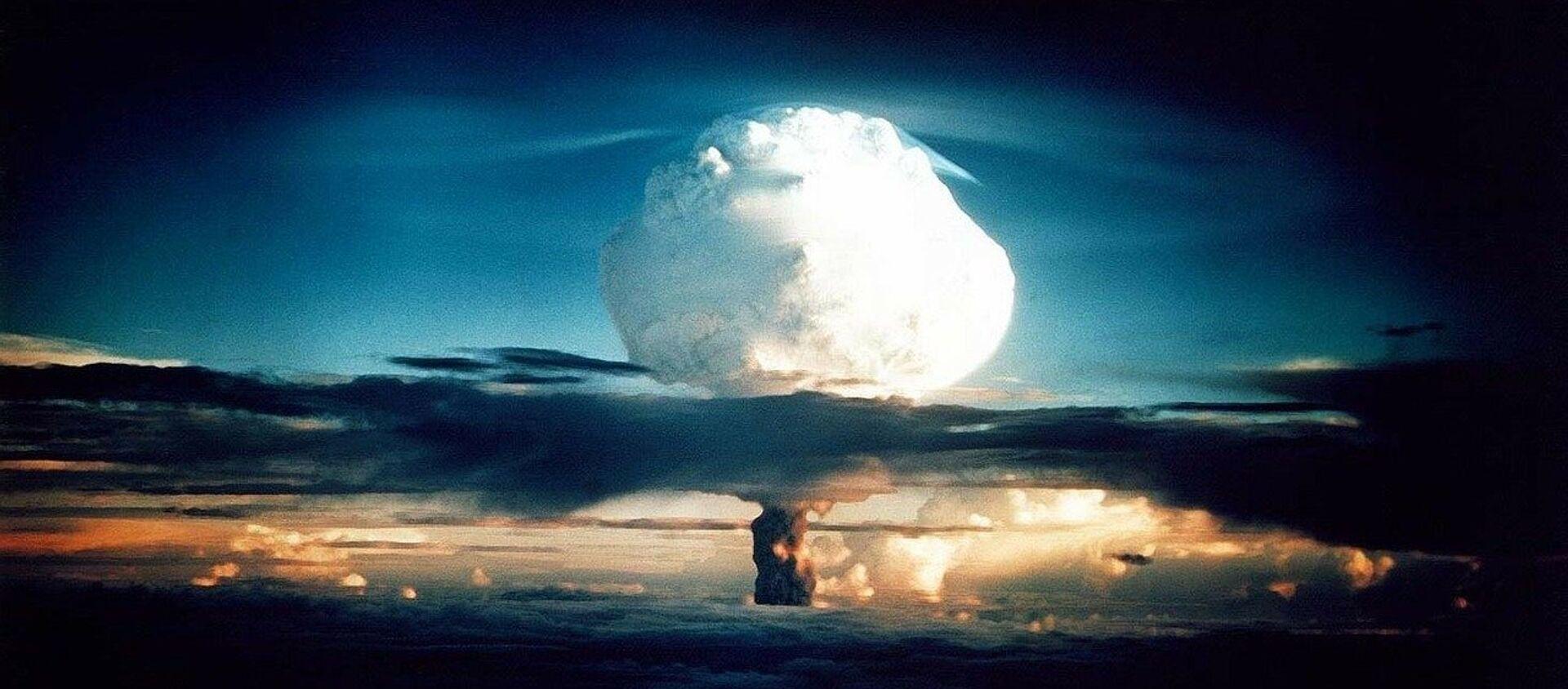 Vụ nổ hạt nhân - Sputnik Việt Nam, 1920, 03.10.2021