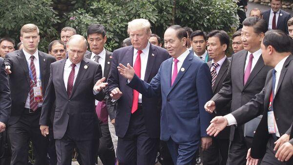 APEC 2017: Hội nghị các Nhà lãnh đạo Kinh tế APEC lần thứ 25 - Sputnik Việt Nam