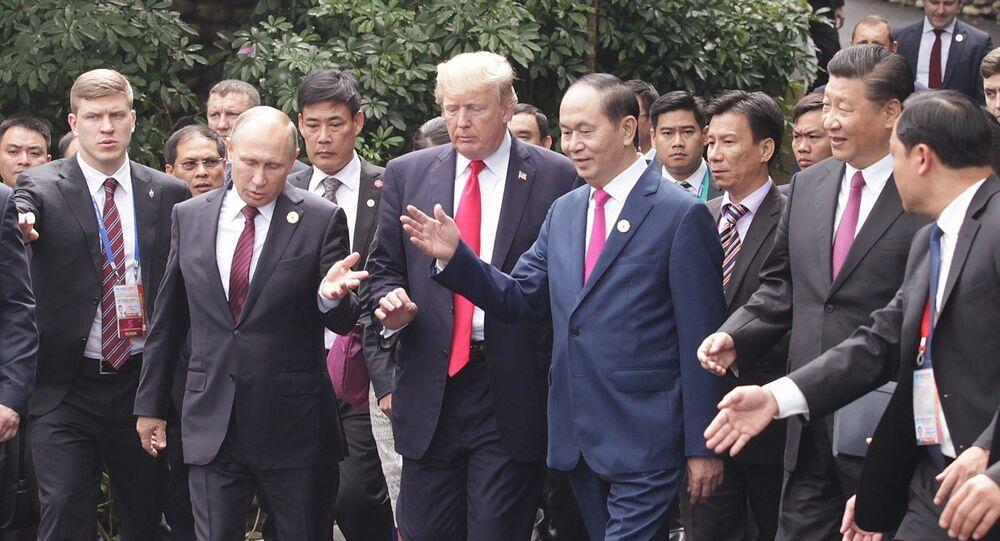 APEC 2017: Hội nghị các Nhà lãnh đạo Kinh tế APEC lần thứ 25