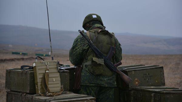 Тактические военные учения в ЛНР - Sputnik Việt Nam