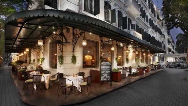 Khách sạn Sofitel Metropole Hanoi - Sputnik Việt Nam