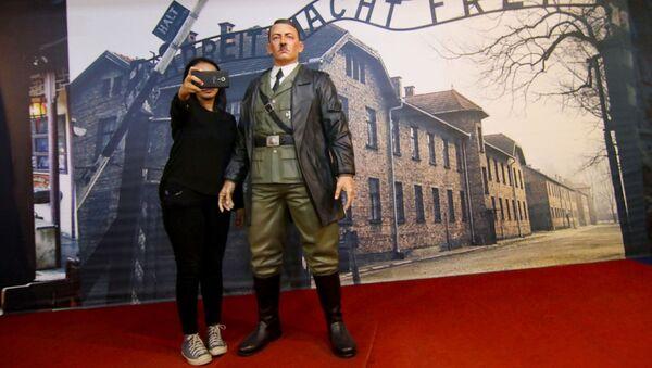 Tượng Hitler trong bảo tàng ở Indonesia - Sputnik Việt Nam