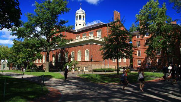 Đại học Harvard, Hoa Kỳ - Sputnik Việt Nam
