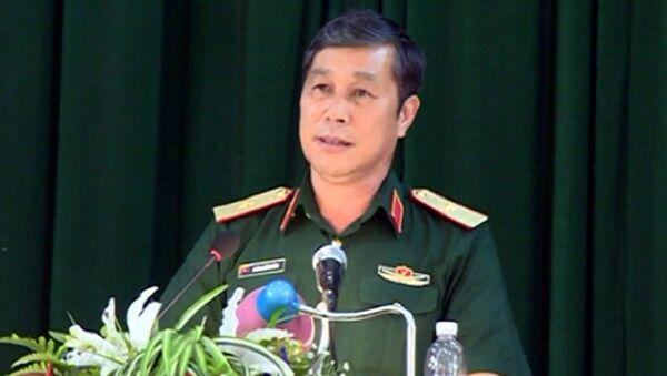 Thiếu tướng Hoàng Công Hàm - Sputnik Việt Nam