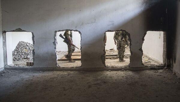 quân nhân Mỹ tại Syria - Sputnik Việt Nam