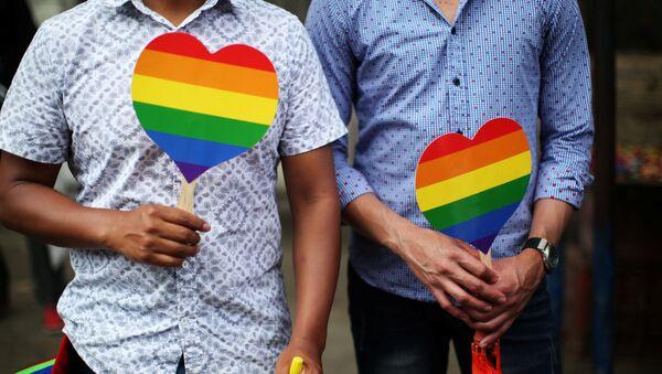Участники гей-парада - Sputnik Việt Nam