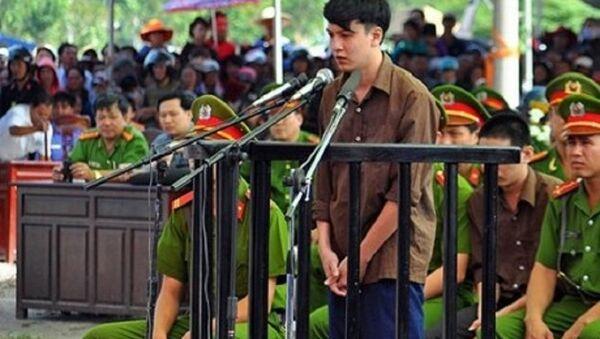 tử tù Nguyễn Hải Dương - Sputnik Việt Nam