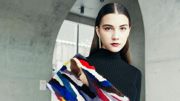 Cô người mẫu Nga Vlada Dzyuba - Sputnik Việt Nam