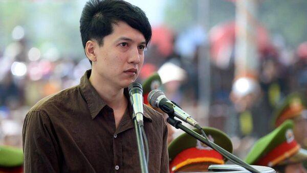 Nguyễn Hải Dương tại tòa - Sputnik Việt Nam