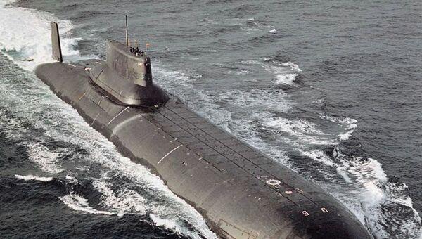 tàu ngầm Nga lớp Akula  - Sputnik Việt Nam