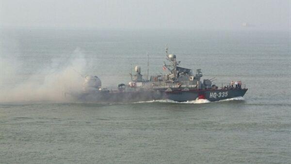Tàu phóng lôi cánh ngầm lớp Turya của Hải quân Việt Nam - Sputnik Việt Nam