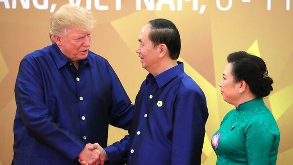 Tổng thống Donald Trump tại Việt Nam - Sputnik Việt Nam