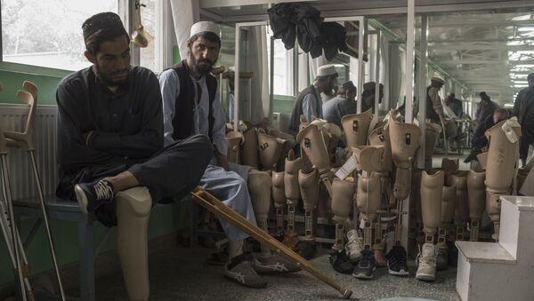 Phòng khám chỉnh hình ở Kabul - Sputnik Việt Nam