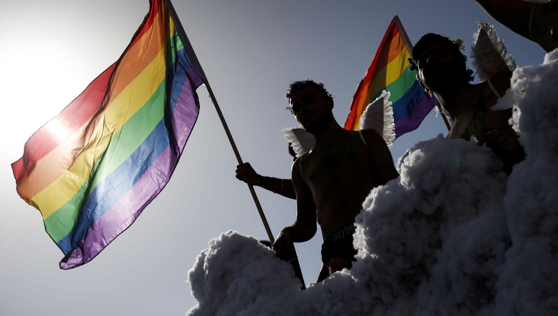 LGBT - Sputnik Việt Nam, 1920, 06.06.2021