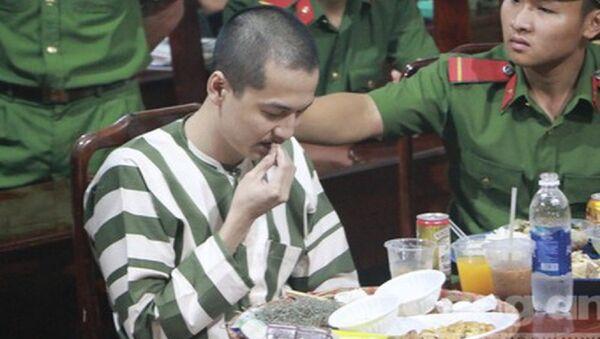 Bữa ăn cuối cùng của tử tù Nguyễn Hải Dương - Sputnik Việt Nam