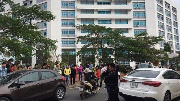 Bệnh viện Sản Nhi Bắc Ninh - Sputnik Việt Nam